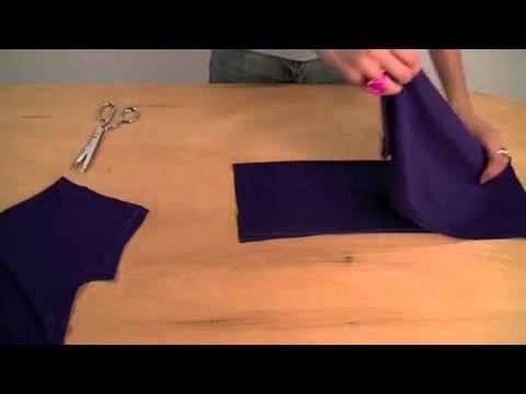 СМОТРИ! ОФИГЕННО! How to make a Sweater Dress new)