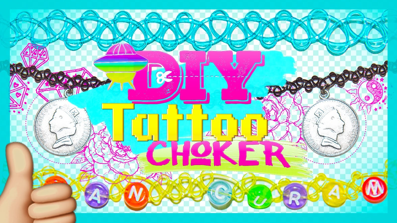 3 вида Тату Чокера | Tattoo Choker (1.3)