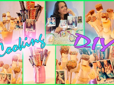 ♥DIY Birthday Gift Ideas & Desserts! | IVI_Flou