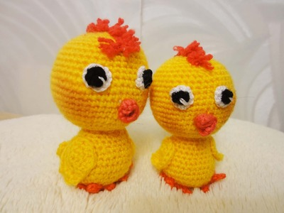 Цыплёнок Часть 2 Сhicken Part 2 Crochet