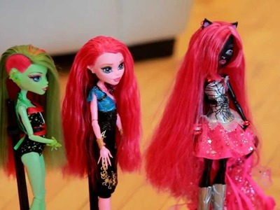 Winx vs Monster high 2