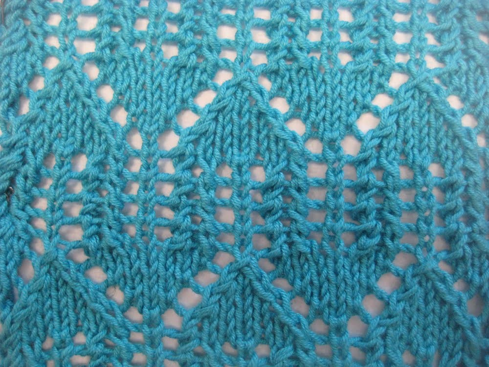 House knitting pattern_Узор Домики