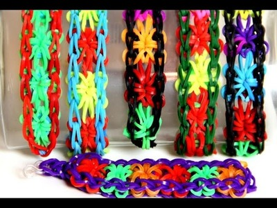 Браслет Rainbow Loom Bands