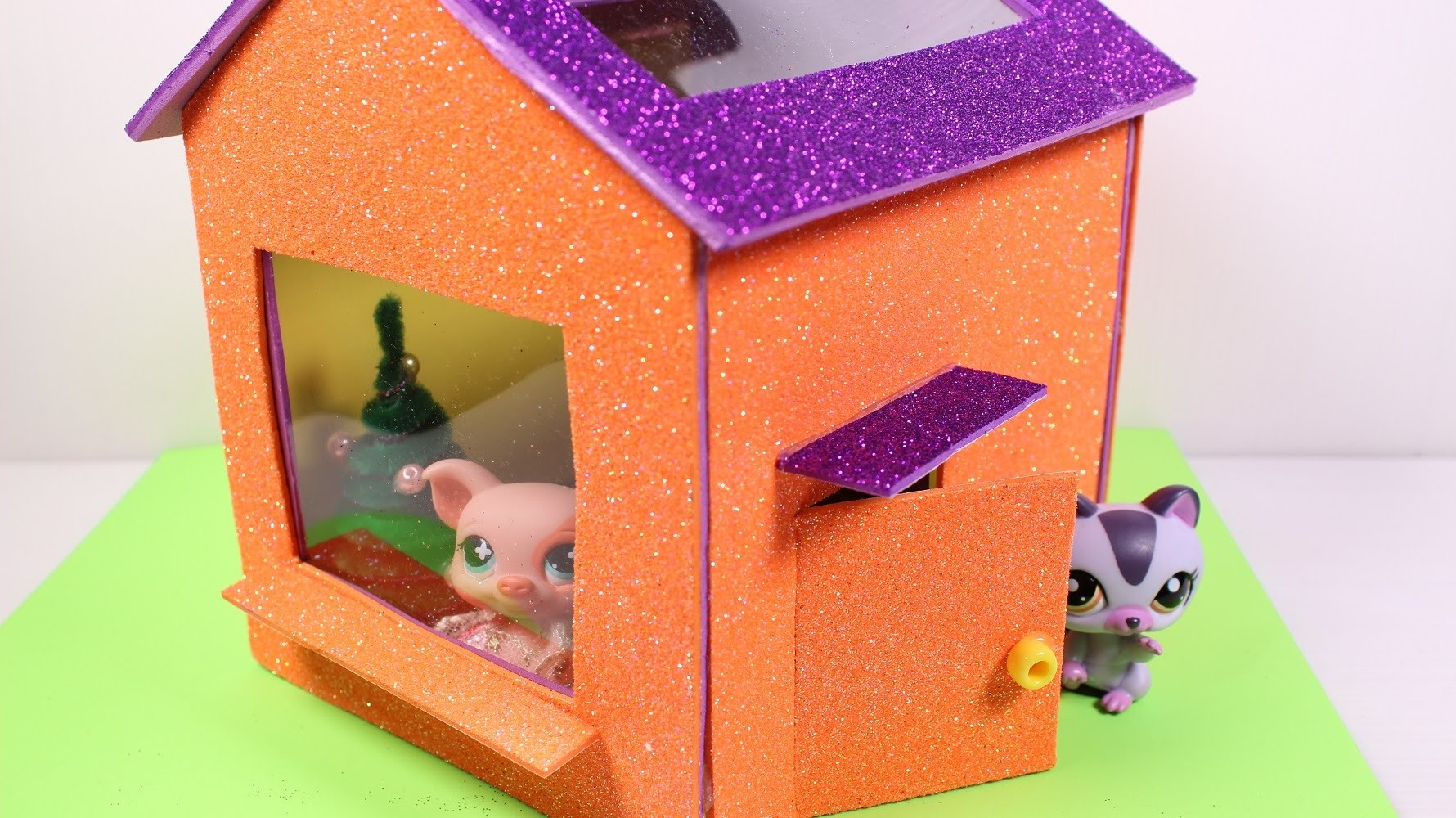 How to make a LPS House