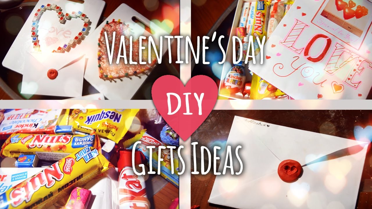 DIY: Valentine's day ♥ Идеи Подарков ♥ Gifts Ideas