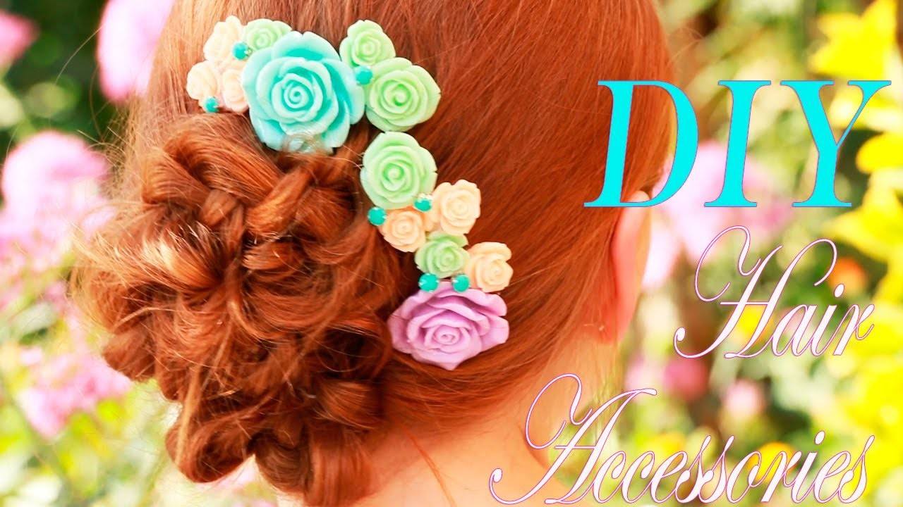 ♥ DIY: Hair accessories♥ MakeupKaty ♥