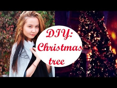 DIY:Christmas tree