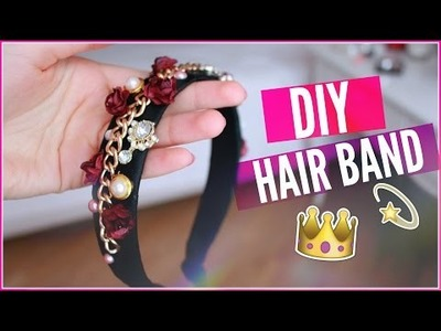 DIY.HAIR BAND