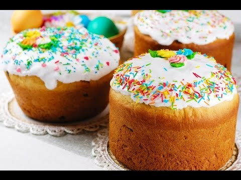 Как испечь Пасху(Кулич) дома.How to bake Easter (Easter cake) of the house