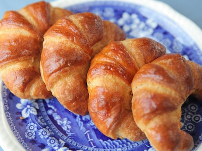 Рецепт круассаны  The French Croissant