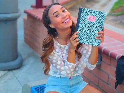 DIY School Supplies - MyLifeAsEva TranslatedUP!