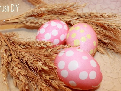 Coloring Easter Eggs Ideas - DIY Video ❀ Haykanush DIY