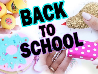 DIY Back To School 2017 * Бюджетная канцелярия * Bubenitta