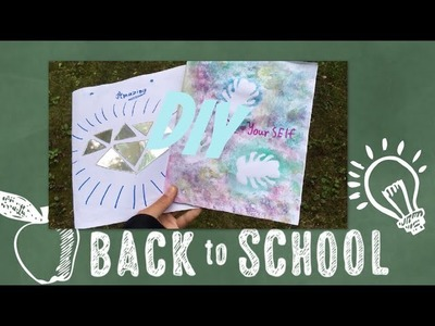 BACK TO SCHOOL DIY!????????????