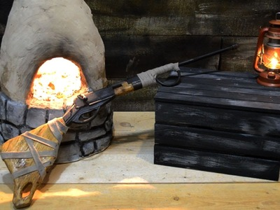 Bolt Action Rifle from Rust.