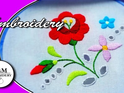 Hand Embroidery  HUNGARIAN  \ Венгерская Вышивка