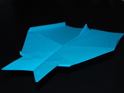 Paper Planes origami How to make a Paper Airplane illusion