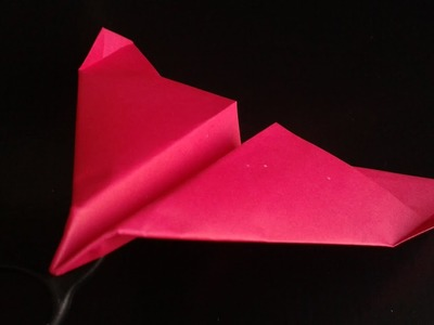 Paper Planes origami How to make a Paper Airplane delta