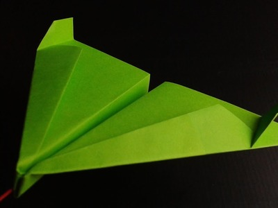 Paper Planes origami How to make a Paper Airplane Helion