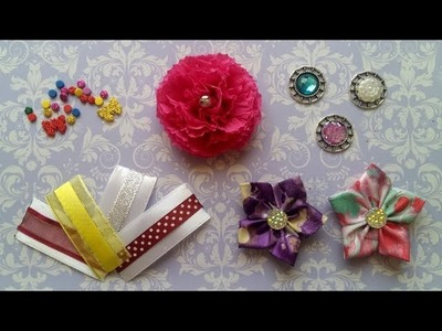 5 IDEAS FOR CRAFTING, DIY. 5 ИДЕЙ ДЛЯ РУКОДЕЛИЯ. 5 IDEAS, MANUALIDADES