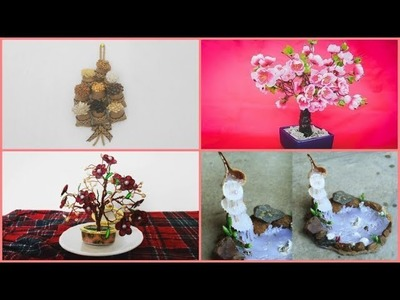 Подарки своими руками. Diy craft ideas for gifts. 8 manualidades para regalos.  Idées cadeaux