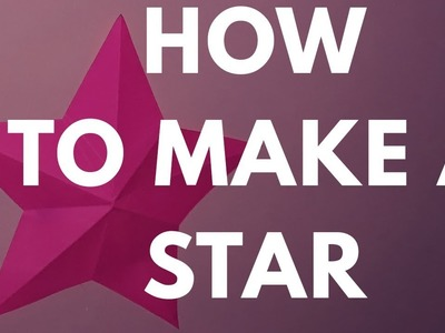 How To Make STAR