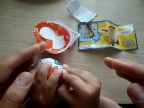 2 Kinder Surprise Maxi Eggs Unboxing Christmas Toys Kinder Santa Disney Pixar Cars McQueen McMissile