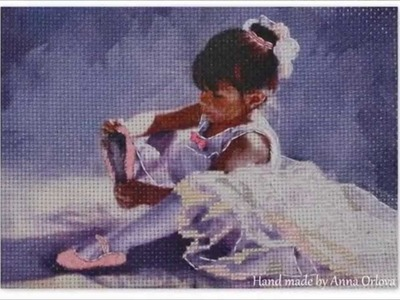 57 Cross Stitch projects that I have done so far (Вышивка крестом)