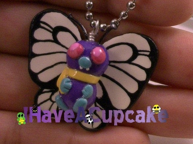 Butterfree Necklace