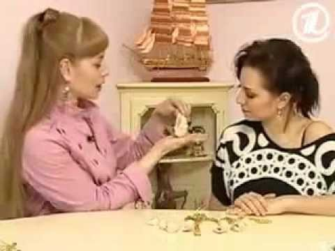 Украшения из ракушек  Jewelry made   of shells