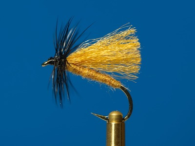 Fly Tying - Synthetic Caddis