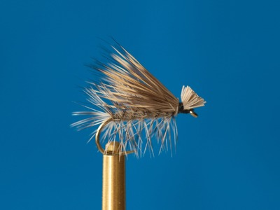 Fly Tying - Deer Hair Caddis