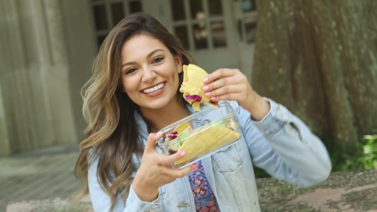 Easy and Healthy Lunch Ideas - Bethany Mota TranslatedUp!