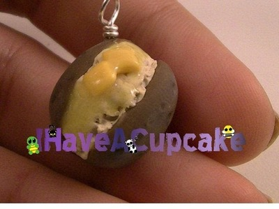 Baked Potato Charm