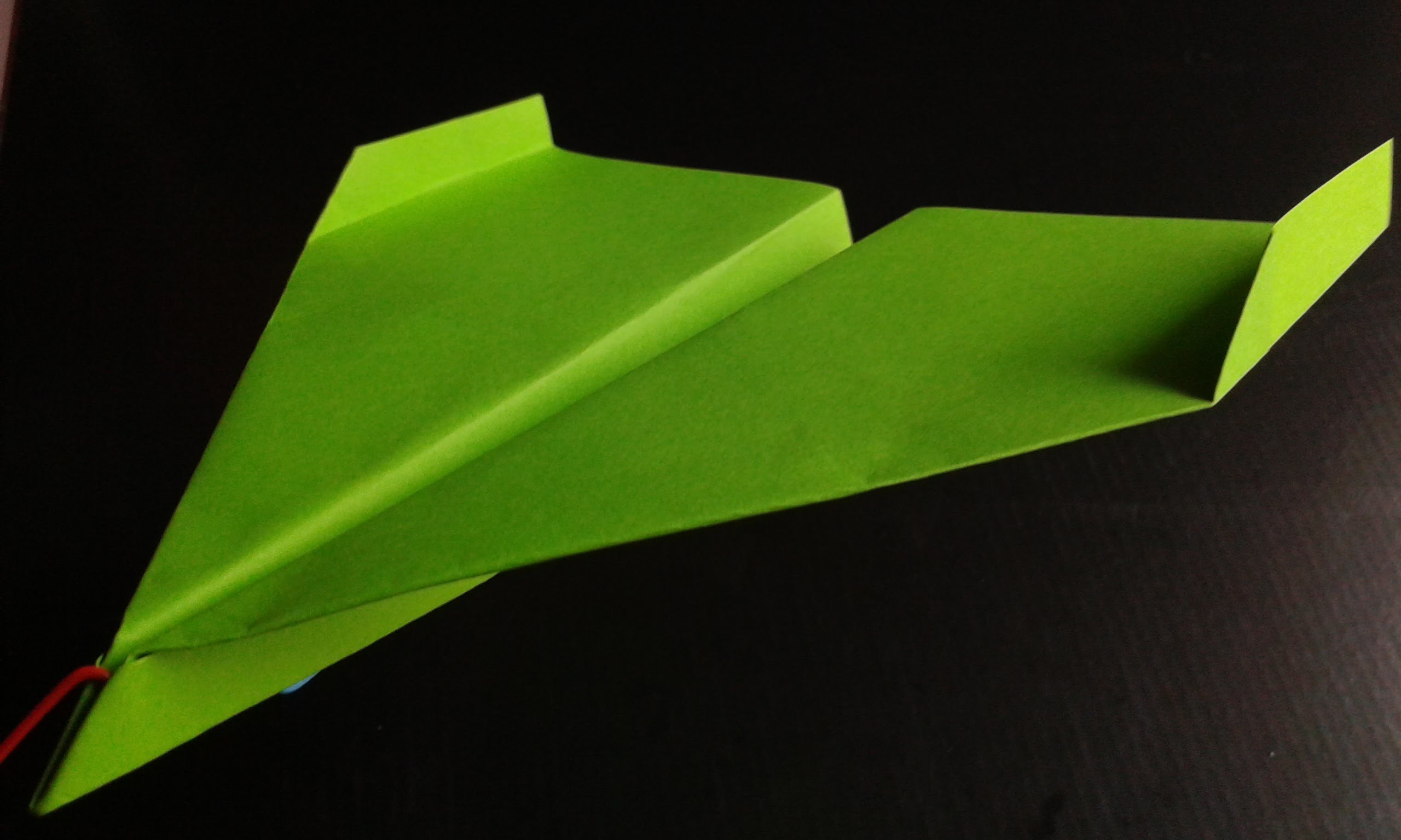 Paper Planes origami How to make a Paper Airplane Ranger