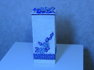 DIY Подарочная упаковка. How to make a Gift Wrapping