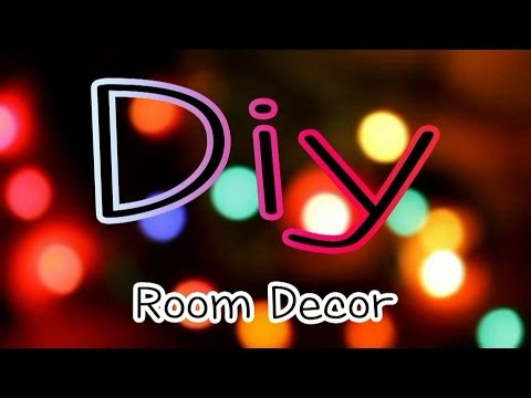 Diy Room Decor|Alina Gold|