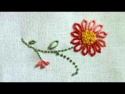 French Knot Tutorial, from NeedleKnowledge com