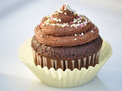 How to Make Dairy Free Chocolate Frosting Video