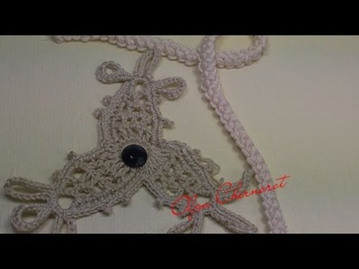 "Ирландское кружева  Мотив"" Ананас""   Irish lace motive"