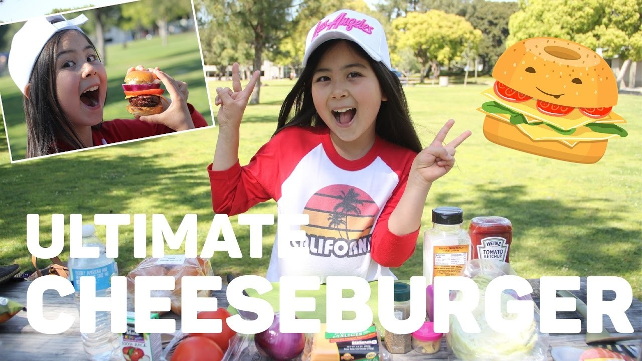 How to Make a Perfect Cheeseburger with Sofi Manasyan